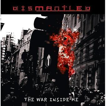 Afviklet - War inde i mig [CD] USA importerer