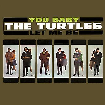 Skildpadder - du Baby / Lad mig være [CD] USA import
