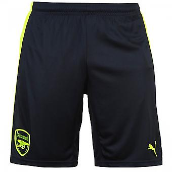 2016-2017 arsenal derde Cup voetbal Shorts (Peacot)
