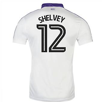 2016-17 Newcastle Third Shirt (Shelvey 12)