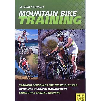 Mountain Bike Training: For All Levels of Performance (Paperback) by Schmidt Dr Achim