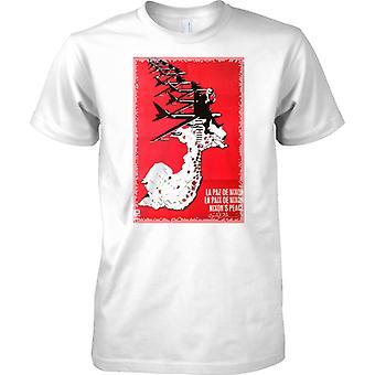 Chronik-Frieden - Vietnam Bombardierung B52 - Kinder T Shirt