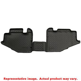 Husky Liners 61731 Black Classic Style 2nd Seat Floor L FITS:JEEP 1997 - 2006 W