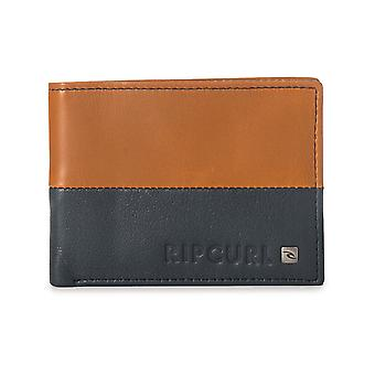 Rip Curl Cut And Sew RFID All Day Leather Wallet