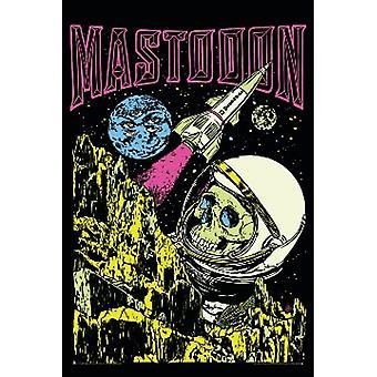 Mastodon Poster Poster Print