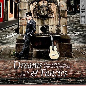 Sean Shibe - drømme & fantasier: Dansk musik for Solo Guitar [CD] USA import
