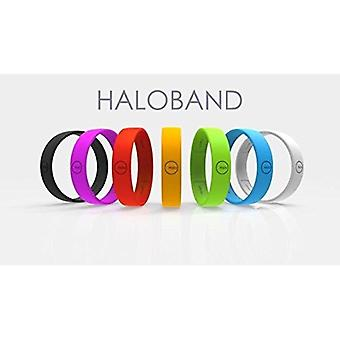 Haloband NFC-tag bracelet to control actions - pink