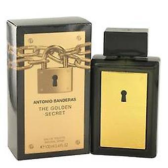 Antonio Banderas The Golden Secret Eau de Toilette 100ml EDT Spray