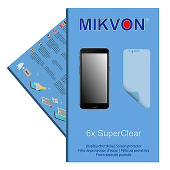 OnePlus 5 screen protector- Mikvon films SuperClear (intentionally smaller than the display due to its curved surface)