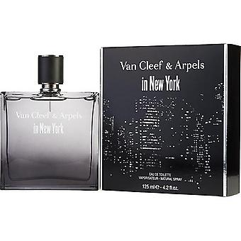 Van Cleef In New York By Van Cleef & Arpels Edt Spray 4.2 Oz