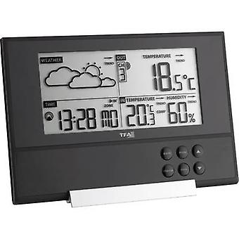 Wireless digital weather station TFA Pure 35.1107 Forecasts for 12 to 24 hours