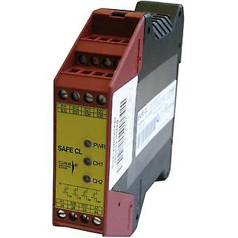 Safety relay 1 pc(s) SAFE CL Riese Operating voltage: 24 Vdc, 24 V AC