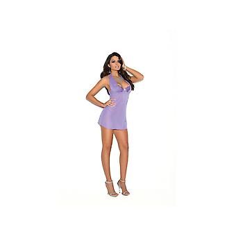 Elegant Moments EM-4170 Demi cup babydoll with underwire cups