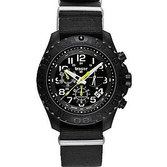 Traser H3 watch outdoor pioneer Chrono 102908