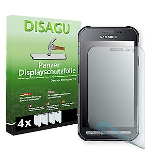 Samsung Galaxy Xcover 4 display - Disagu tank protector film protector