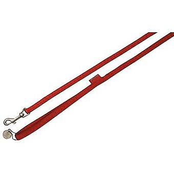 Nayeco MacLeather dog leash Red XL (Dogs , Collars, Leads and Harnesses , Leads)