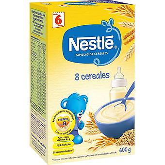 Nestlé Porridge 8 Cereals with Bifidus + 6 months (Childhood , Food , Cereals)