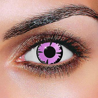 Purple Witch Contact Lenses (Pair)