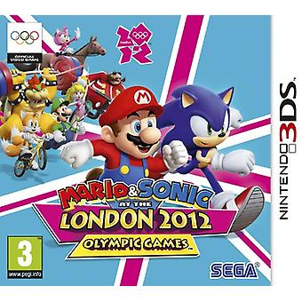 Mario  Sonic at the London 2012 Olympic Games (Nintendo 3DS)