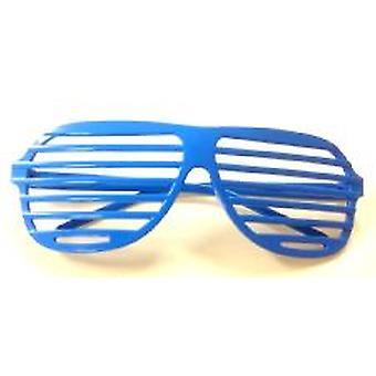 Shutter Shades - Blue