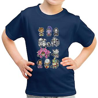 Lil Overwatch Kinder T-Shirt