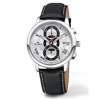 Jean Marcel watch Palmarium automatic chronograph 760.270.52