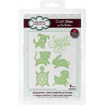 Creative Expressions Craft Dies By Sue Wilson-Necessities-Sweet Dreams Little One