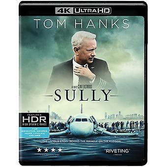 Sully [Blu-ray] USA importerer