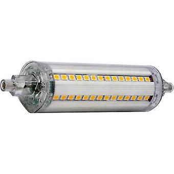 Megaman LED EEC A++ (A++ - E) R7s Tubular 8 W = 72 W Cool white (Ø x L) 25 mm x 118 mm 1 pc(s)