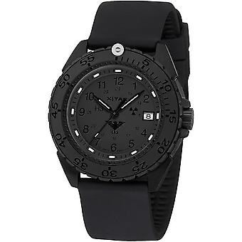 KHS Herrenuhr of enforcer black steel XTAC KHS. ENFBSXT. SB