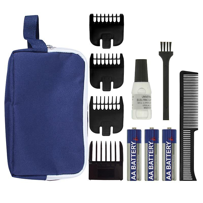 Wahl 5537-6317 GroomEase Battery Beard & Personal Trimmer Gift Set