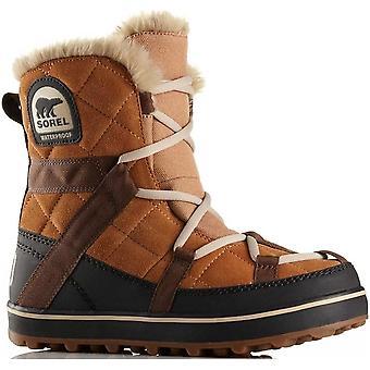 Sorel Glacy Explorer Shortie - svart