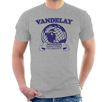 Vandelay industrier Latex varor Seinfeld mäns T-Shirt