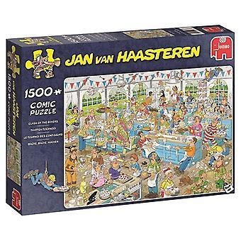 Jumbo puzzel JvH Taarten toernooi 1500