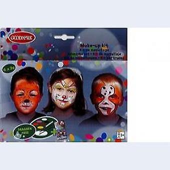 Face paint animals
