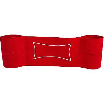 Schleuder geschossen Original Stufe 2 elastische Gewichtheben Trainingsbetreuung - rot
