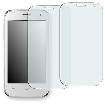 Mobistel Cynus F3 display protector - Golebo crystal clear protection film