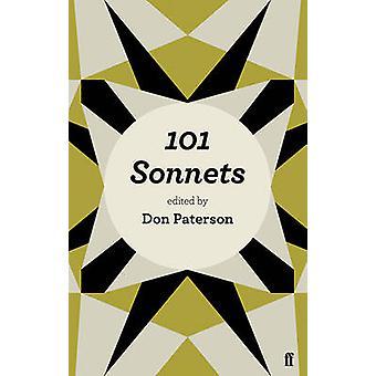 Don de 101 sonetos (principal) de Don Paterson - Paterson - libro 9780571278732