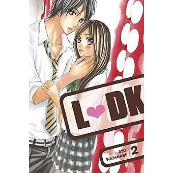 LDK 2 by Ayu Watanabe - 9781632361233 Book