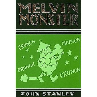 Melvin Monster - v. 1 by John Stanley - 9781897299630 Book