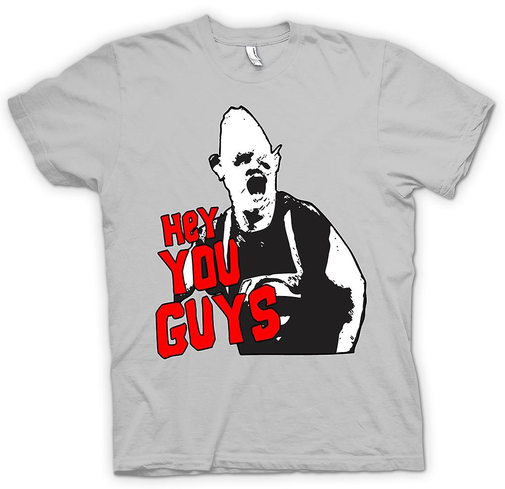 Mens T-shirt - Goonies Sloth Hey You Guys