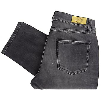 Cavalli Class Slim Fit Stretch Grey Jeans