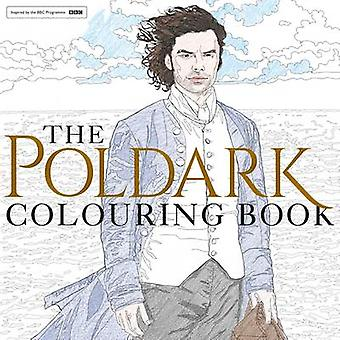 The Poldark Colouring Book by Gwen Burns - 9780752266251 Book