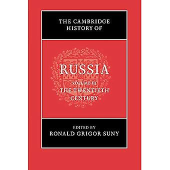 The Cambridge History of Russia: Volume 3, The Twentieth Century