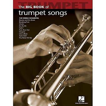 Il grande libro delle canzoni di tromba (grande libro (Hal Leonard))