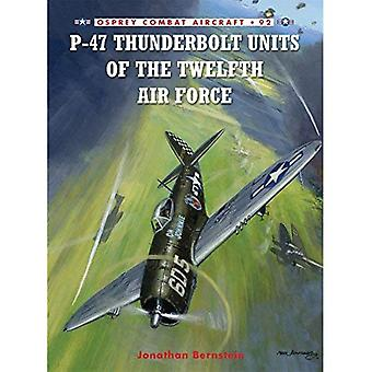 P-47 Thunderbolt Units of the Twelfth Air Force (Combat Aircraft)