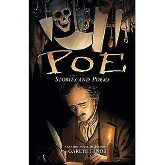 Poe: Geschichten und Gedichte: eine Graphic Novel Adaption von Gareth Hinds