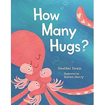 How Many Hugs? [Board book]