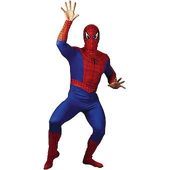 Spiderman Plus Size Adult Costume