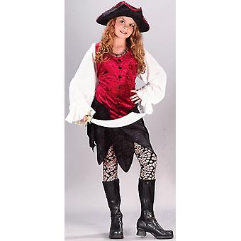 Costume de pirate Girl enfant
